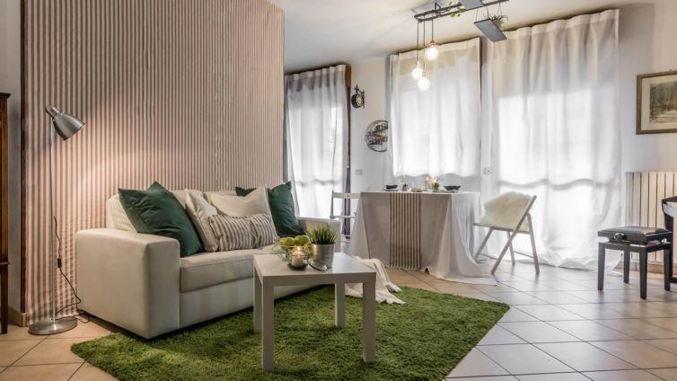 Un appartamento in technicolor – Home Relooking