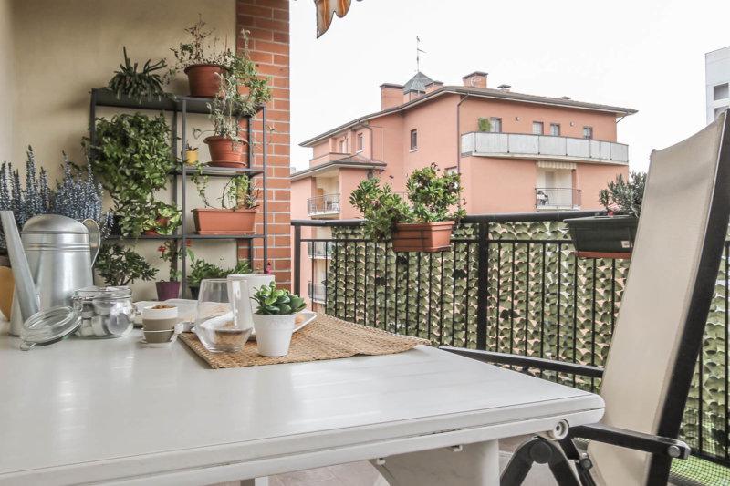 Carta Bianca progetto home staging appartamento in technicolor foto 10