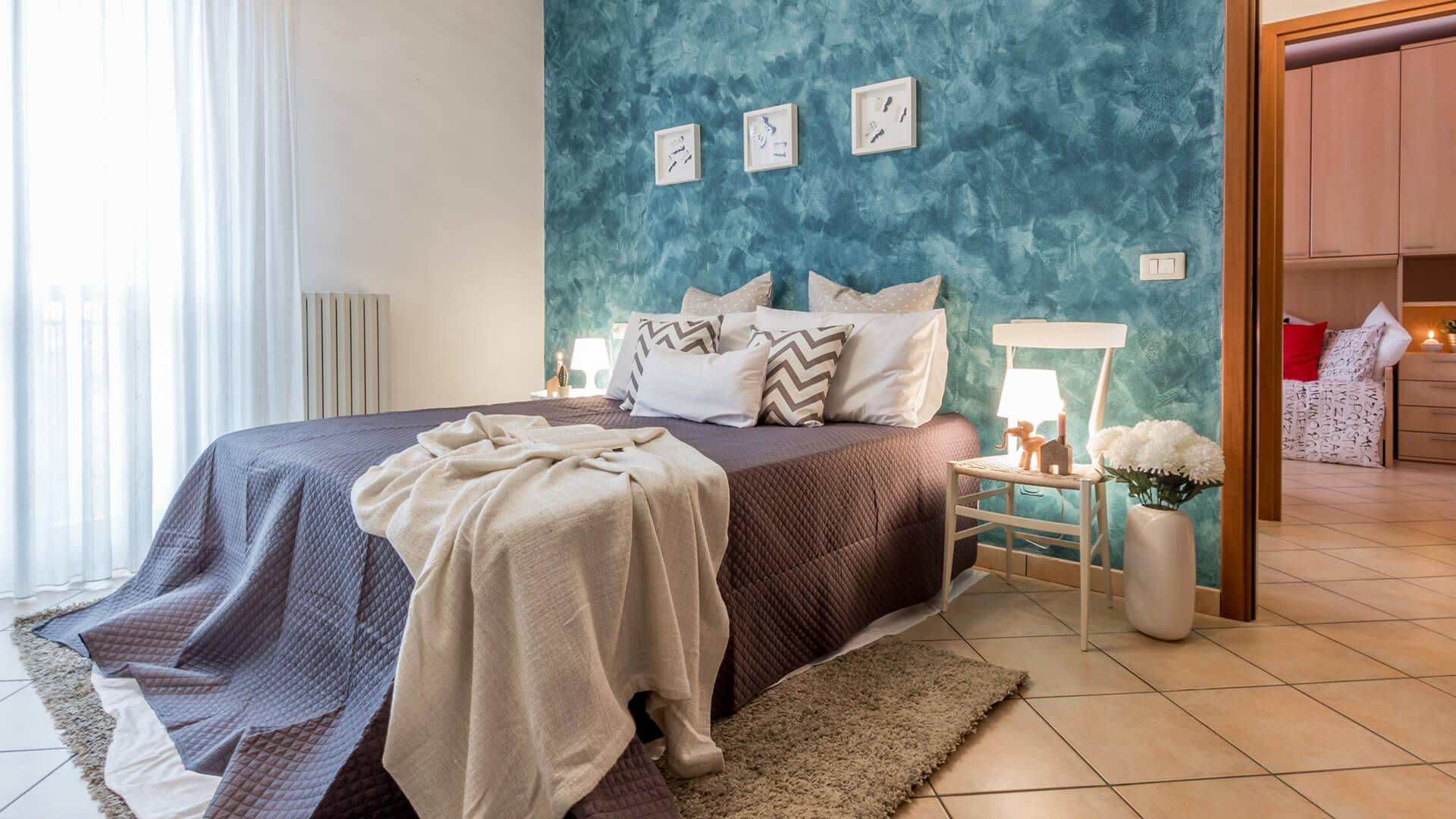 Carta Bianca progetto home staging appartamento in technicolor foto 15