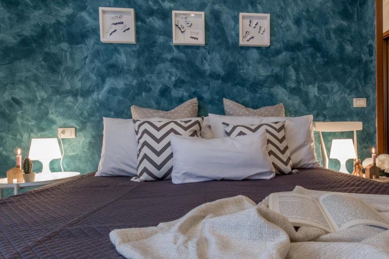 Carta Bianca progetto home staging appartamento in technicolor foto 16
