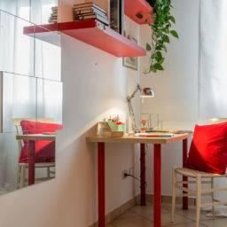 Carta Bianca progetto home staging appartamento in technicolor foto 17