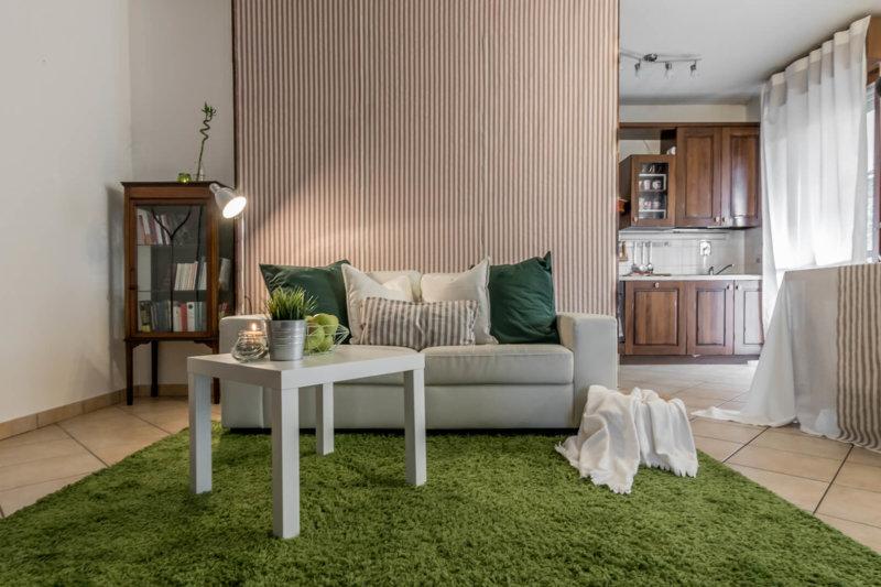Carta Bianca progetto home staging appartamento in technicolor foto 3