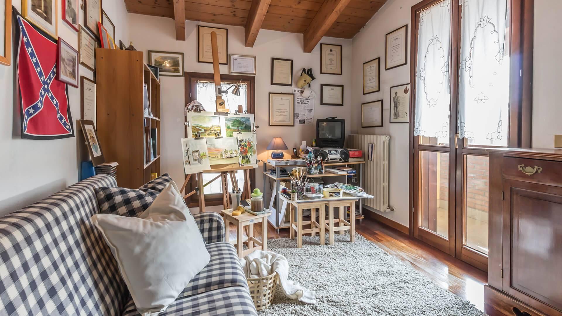 carta bianca progetto home staging villa a schiera reggio emilia foto 12