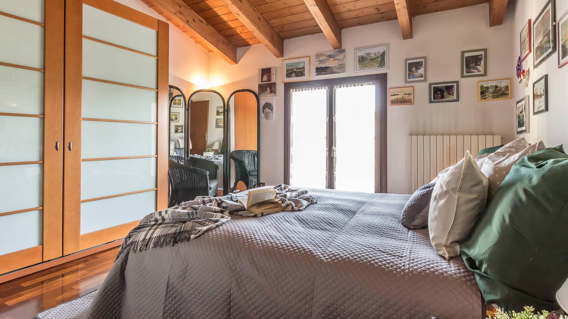 carta bianca progetto home staging villa a schiera reggio emilia foto 13