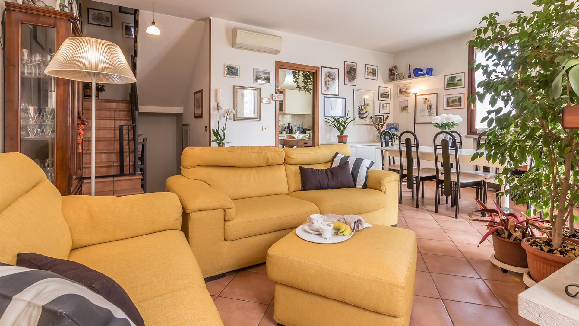 carta bianca progetto home staging villa a schiera reggio emilia foto 9