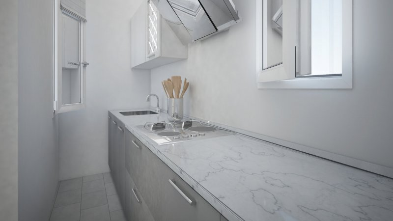 mini appartamento virtual staging foto 3