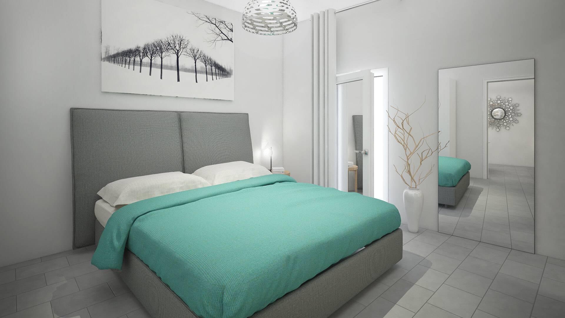mini appartamento virtual staging foto 6