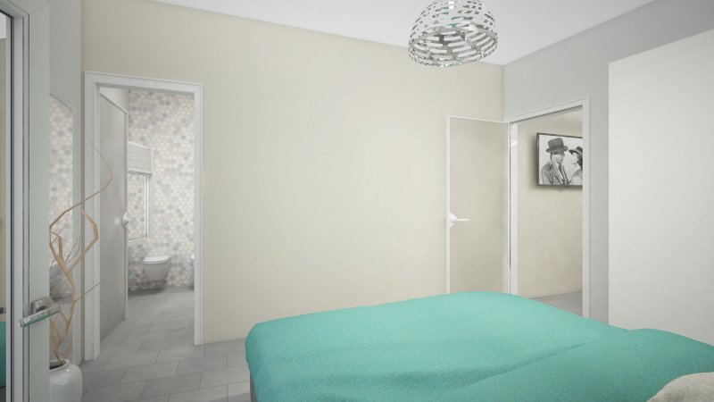 mini appartamento virtual staging foto 7