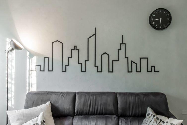 Hello New York – Home Staging in un appartamento abitato a Reggio Emilia