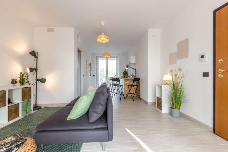 Under Construction – Home Staging in un Appartamento al grezzo a Parma
