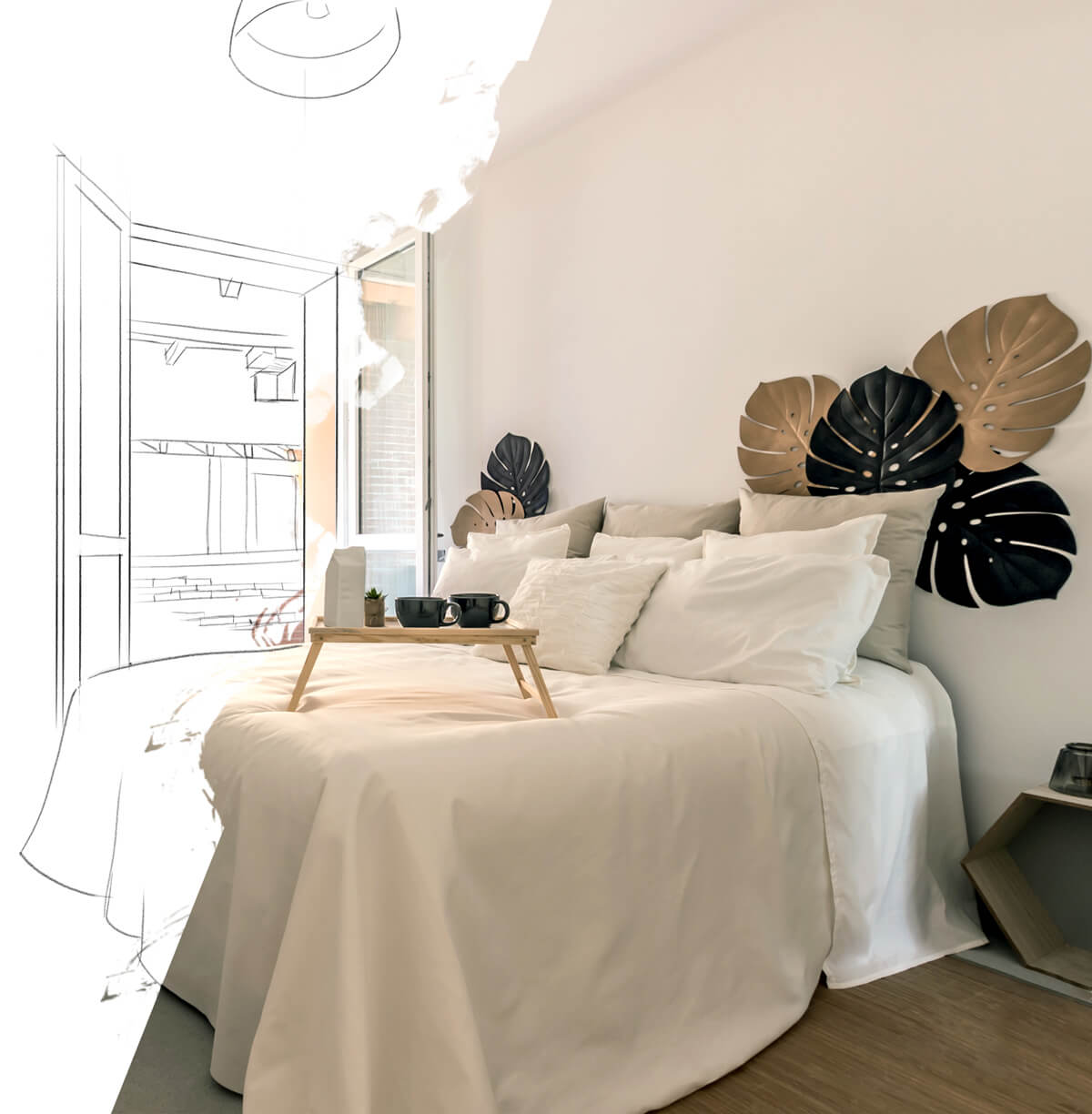 Video Home staging Carta Bianca