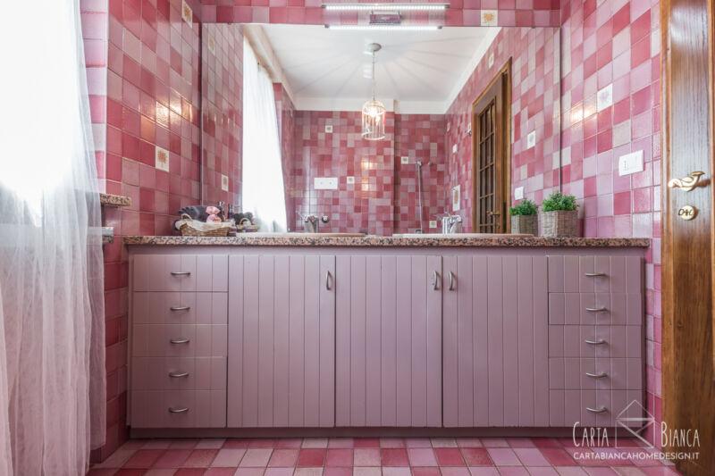 home staging parma villa giardino bagno