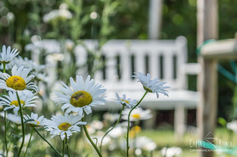 home staging parma villa giardino